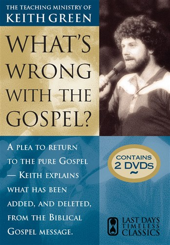 Whats Wrong Gospel Large